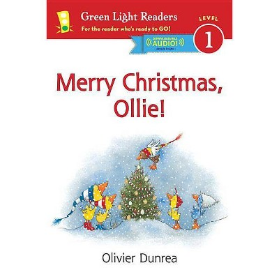 Merry Christmas, Ollie! - (Gossie & Friends)by Olivier Dunrea (Hardcover)