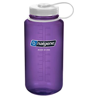 Nalgene Water Bottle Wide Mouth 32 oz - Violet