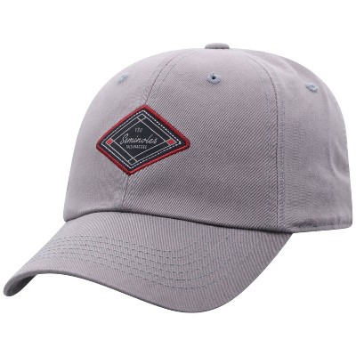 NCAA Florida State Seminoles Men's Gray Washed Relaxed Fit Hat