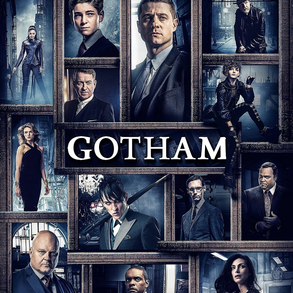Gotham: The Complete Third Season (Blu-ray)