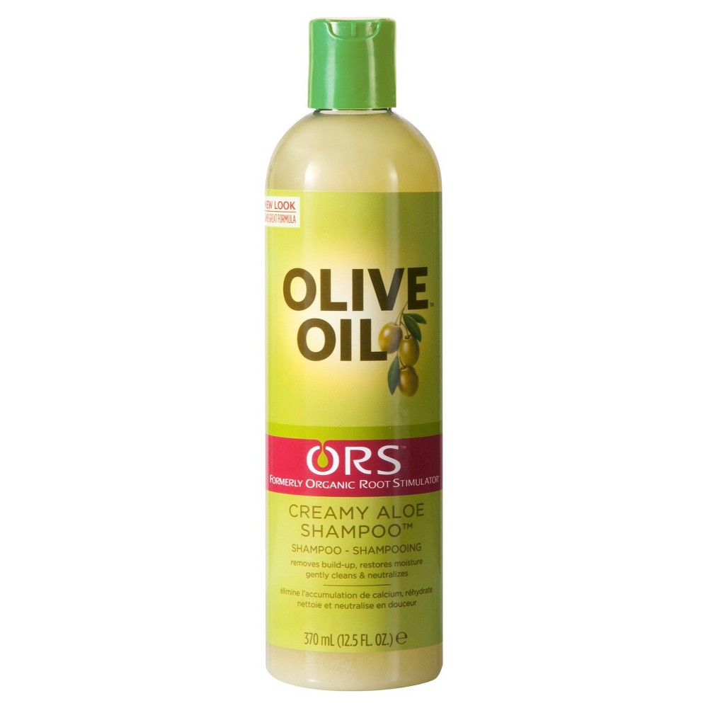 Image of ORS Olive Oil Creamy Aloe Shampoo - 12.5 fl oz