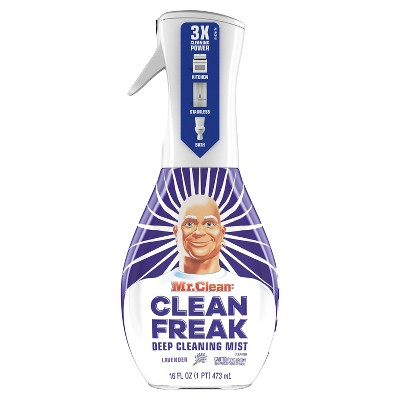 Mr. Clean, Clean Freak Deep Cleaning Mist Multi-Surface Spray, Lavender Scent Starter Kit - 16 fl oz/1ct