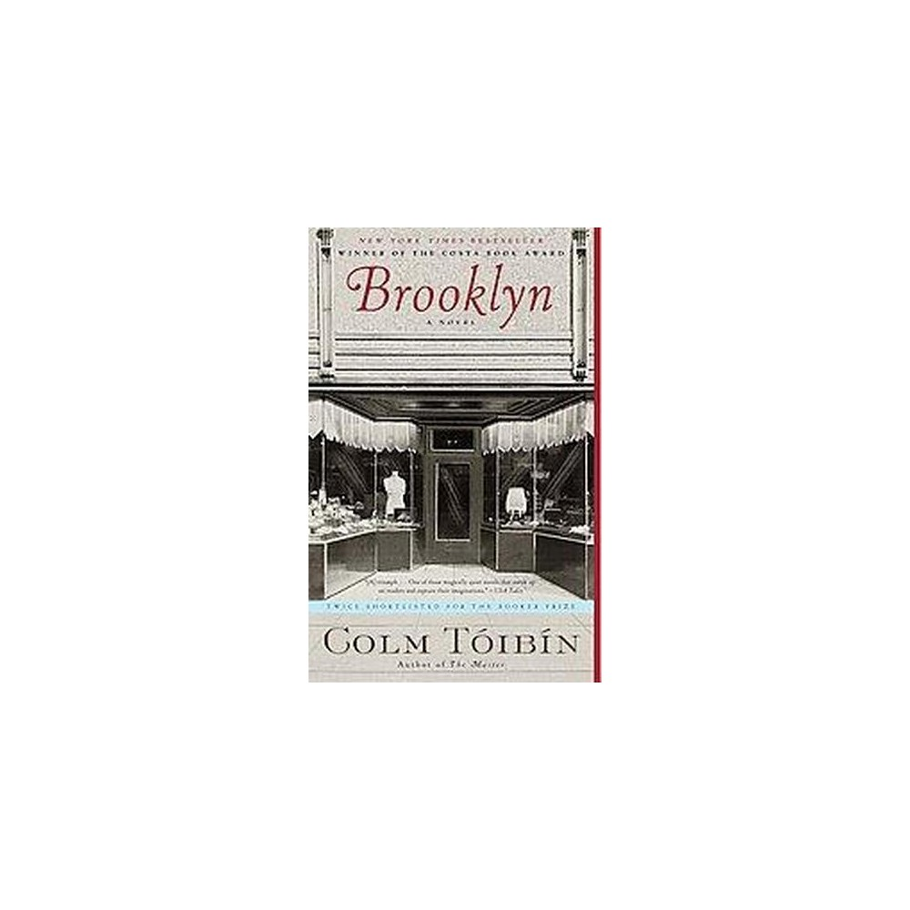 Brooklyn (Reprint) (Paperback) by Colm Toibin