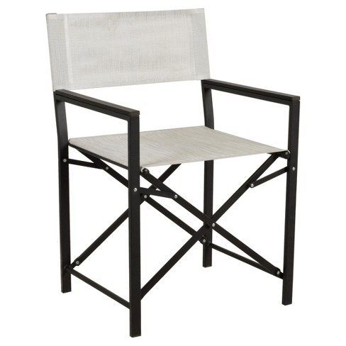 Bryant Sling Outdoor Director Patio Chair - Threshold™ - image 1 of 1