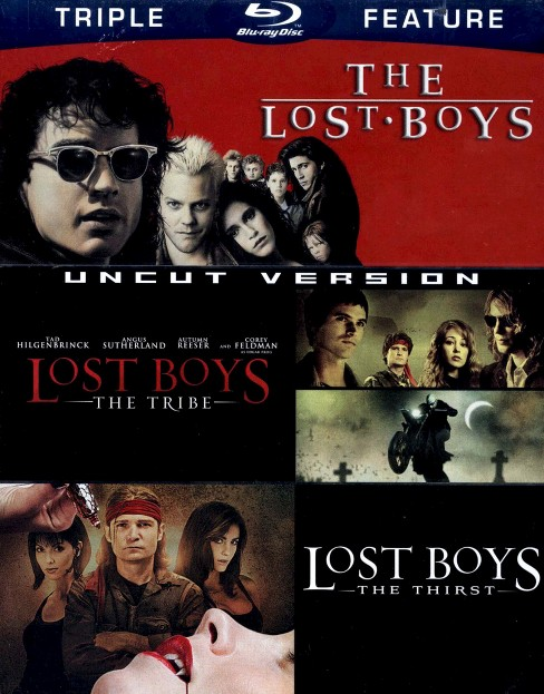 Lost Boys/Lost Boys:Tribe/Thirst (Blu-ray) - image 1 of 1