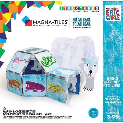 Magna-Tiles Polar Bear