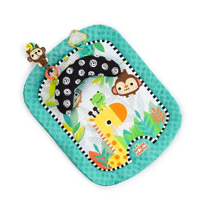 Bright Starts Giggle Safari Prop Mat - Blue