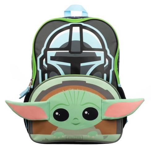 "Star Wars The Mandalorian Baby Yoda 16"" Kids' Backpack - image 1 of 4"