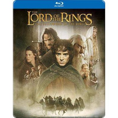 The Lord Of The Rings: The Fellowship Of The Ring (Blu-ray)(2013)