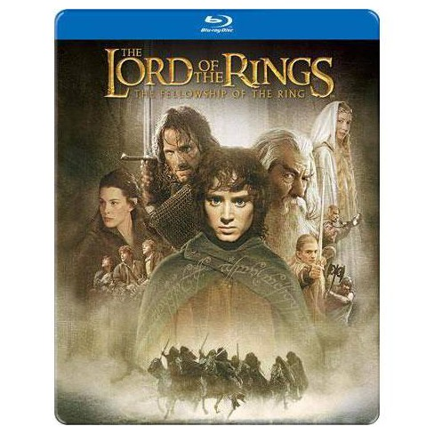 The Lord Of The Rings: The Fellowship Of The Ring (Blu-ray)(2013) - image 1 of 1
