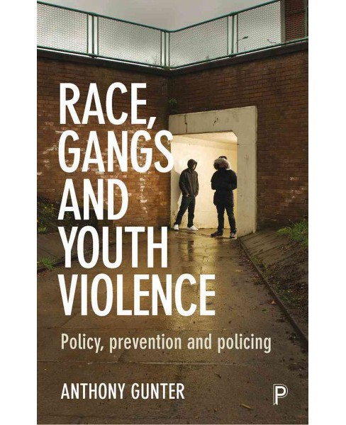 Race, Gangs and Youth Violence : Policy, Prevention and Policing (Paperback) (Anthony Gunter) - image 1 of 1