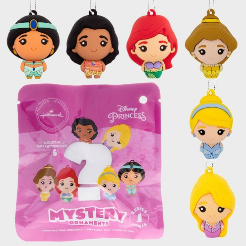 Hallmark Disney Princess Mystery Christmas Tree Ornament Target There are so many different ways to make your own ornaments with the family. hallmark disney princess mystery christmas tree ornament