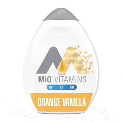 MiO Orange Vanilla Liquid Water Enhancer - 1.62 fl oz Bottle