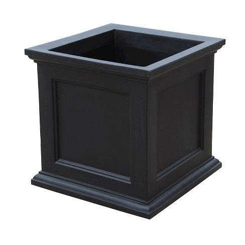 "28"" Fairfield Square Planter - Mayne - image 1 of 3"