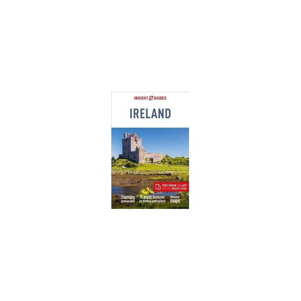 Insight Guides Ireland - 11 (Insight Guides Ireland) (Paperback)