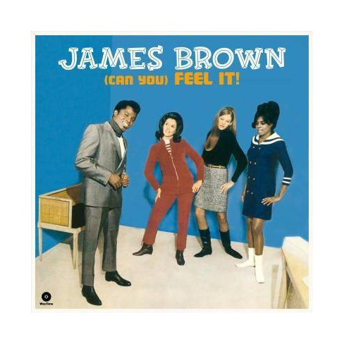 James Brown - Can You) Feel It! (Vinyl) - image 1 of 1