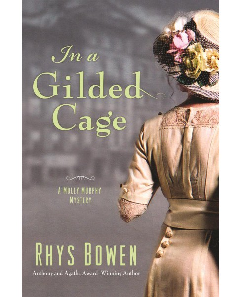 In a Gilded Cage (Reprint) (Paperback) (Rhys Bowen) - image 1 of 1