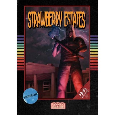 Strawberry Estates (DVD)(2020)