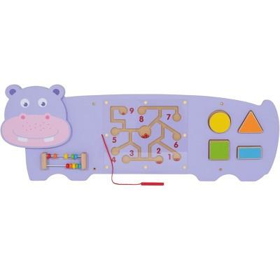 Learning Advantage Hippo Activity Wall Panel