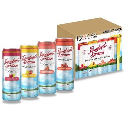 Leinenkugel's Spritzen Variety Pack - 12pk/12 fl oz Slim Cans