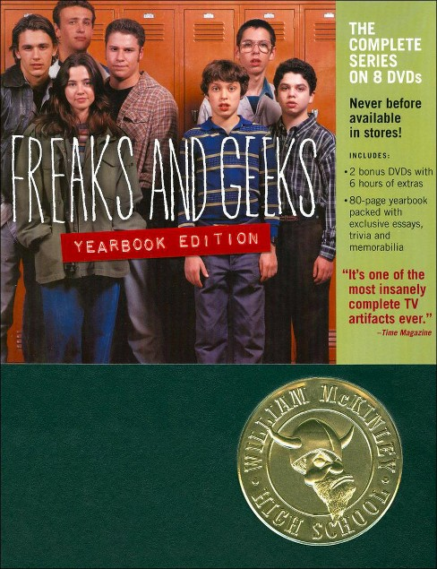 Freaks and geeks yearbook edition (DVD) - image 1 of 1