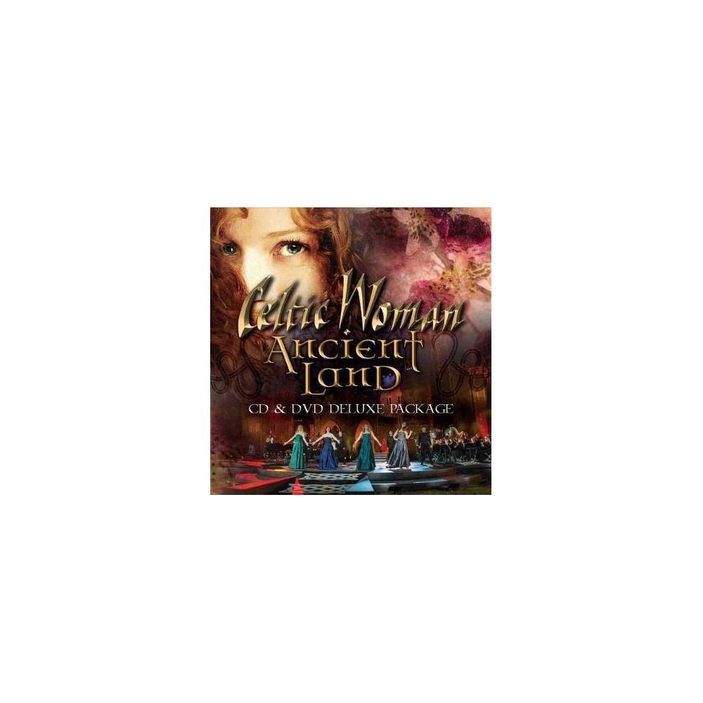 Celtic Woman Ancient Land Cd Dvd