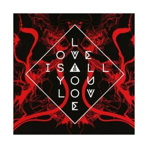 Band Of Skulls - Love Is All You Love (CD) - image 1 of 1