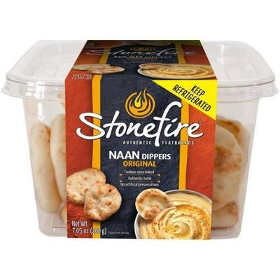 Stonefire Dippers Original Naan - 7.05oz/20ct
