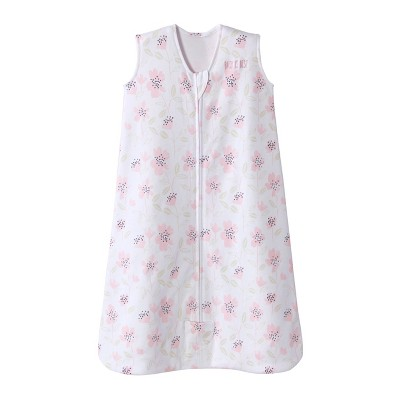 Halo Sleepsack Wearable Blanket - Blush Wildflower M