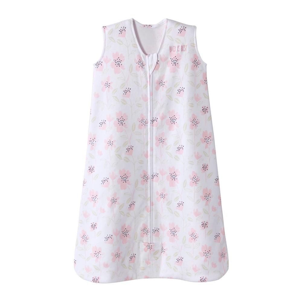 Halo Sleepsack Wearable Blanket Wildflower - Blush - LG, Infant Girl's, Pink