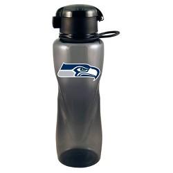 NFL Seattle Seahawks Tritan Flip Top Water Bottle