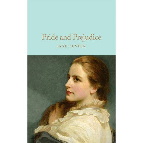 Pride and Prejudice - by  Jane Austen (Hardcover) - image 1 of 1