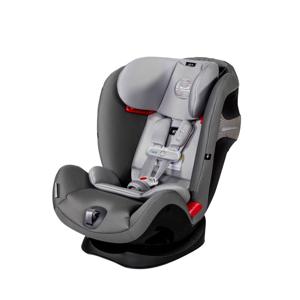 Image of Cybex Eternis Sensor Safe Convertible Car Seat - Manhattan Gray