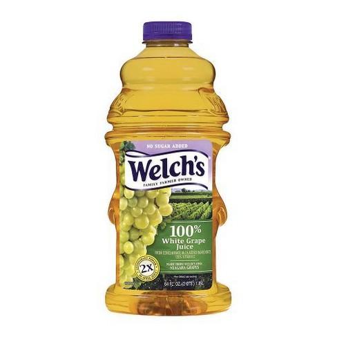 Welch's 100% White Grape Juice - 64 fl oz Bottle - image 1 of 1