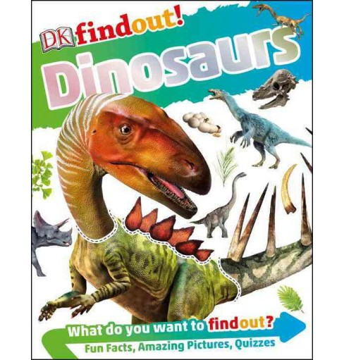 Dinosaurs (Paperback) - image 1 of 1