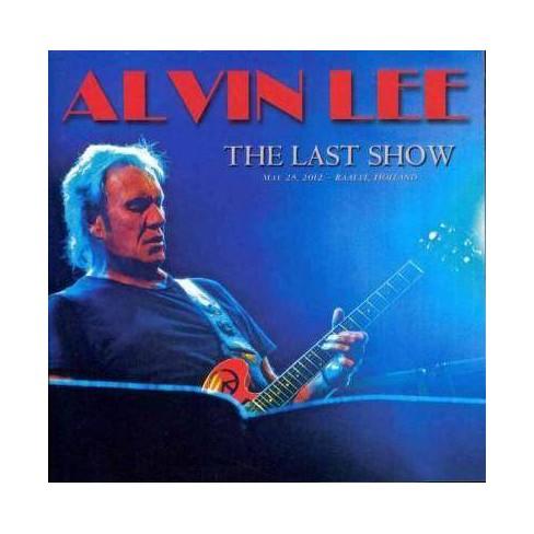 Lee, Alvin (Rock) - Last Show (CD) - image 1 of 1