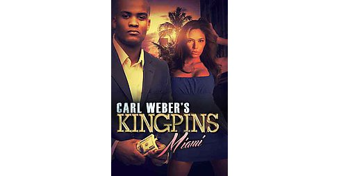 Miami ( Carl Weber's Kingpins) (Paperback) by Nikki  Turner - image 1 of 1