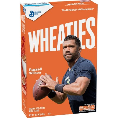 Breakfast Cereal: Wheaties