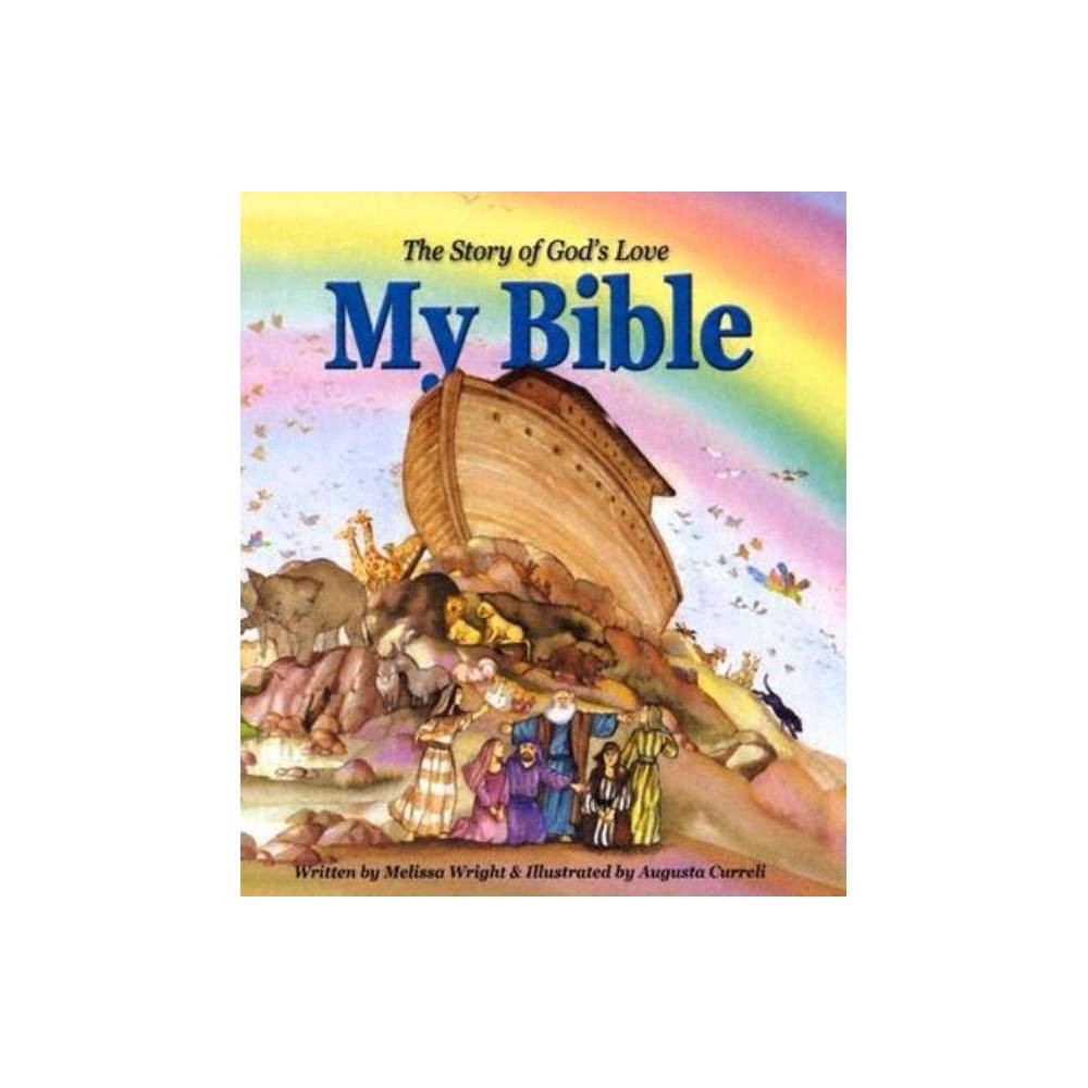 My Bible By Melissa Wright Hardcover