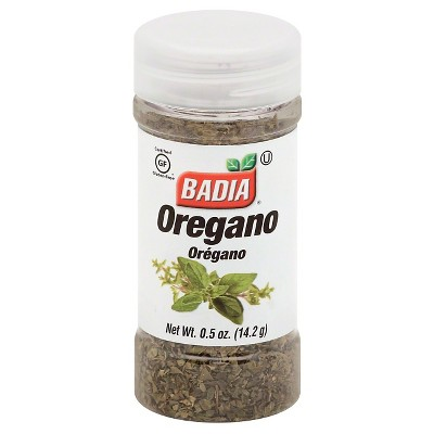 Badia Oregano Whole - .5oz
