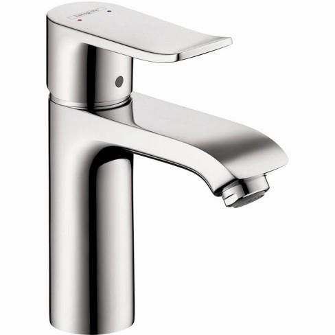 HansGrohe America, Inc 31204 Metris Single Hole Bathroom Faucet - image 1 of 4