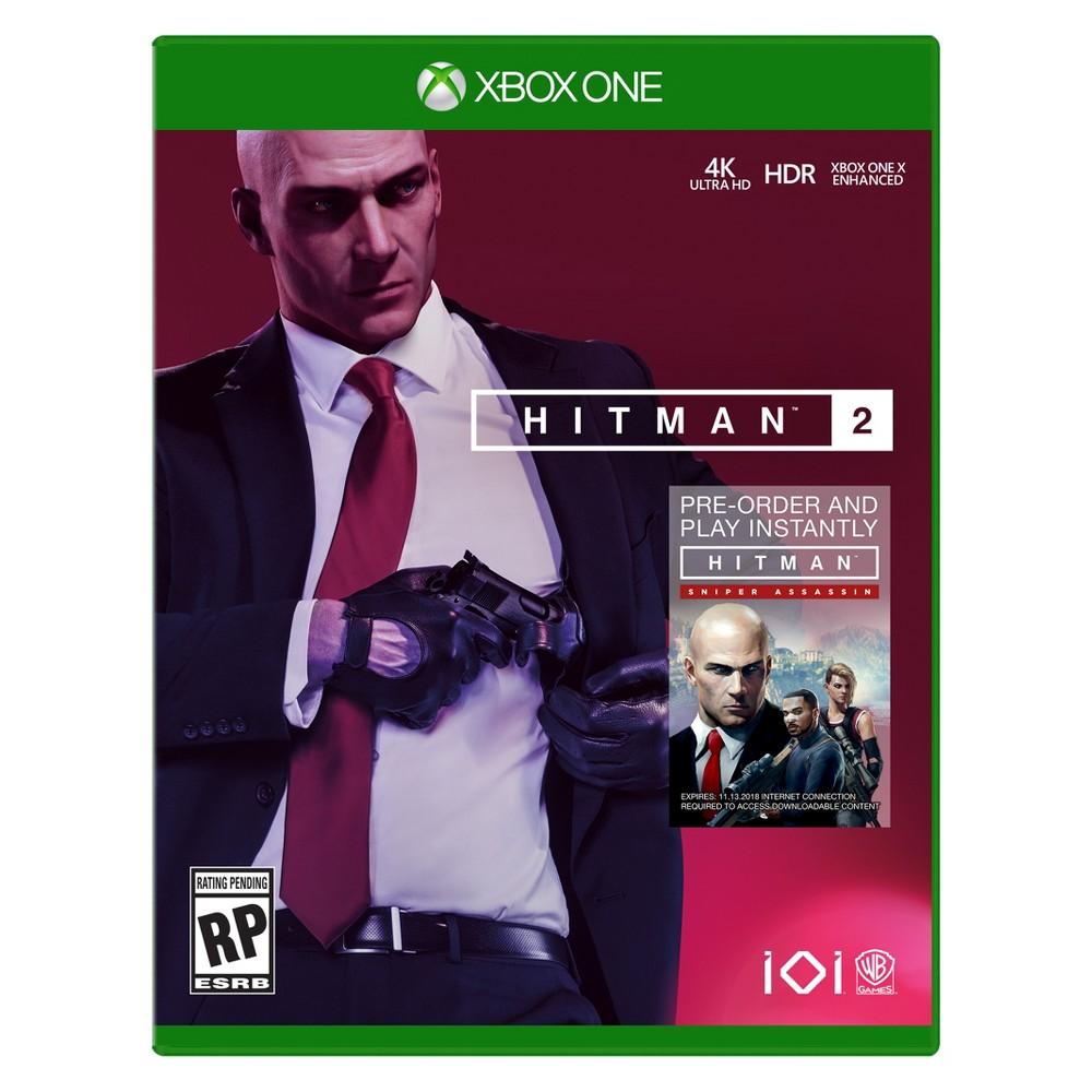 Hitman 2 - Xbox One, Video Games