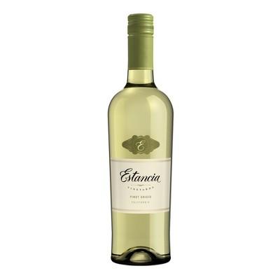 Estancia Pinot Grigio White Wine - 750ml Bottle