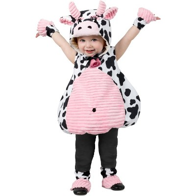 Princess Paradise Pink Belly Cow Infant/Toddler Costume