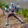 """Power Rangers Lightning Collection 6"""" Power Rangers S.P.D. Shadow Ranger Collectible Action Figure - image 4 of 4"""