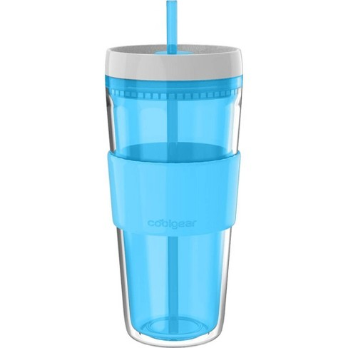 Cool Gear 24oz Callisto Double Walled Gel Tumbler with Band - image 1 of 1