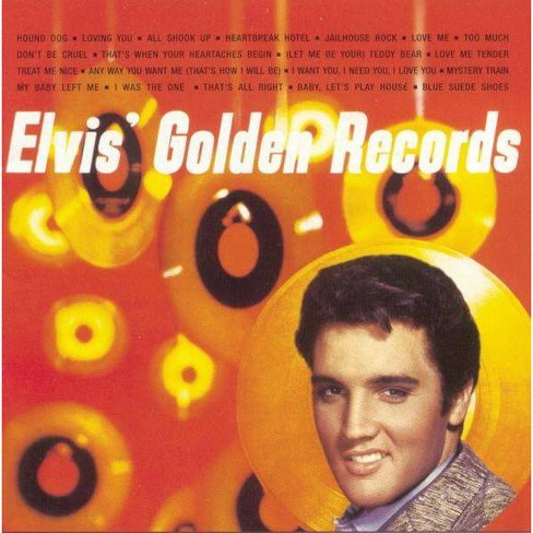 Elvis Presley - Elvis Golden Records (CD) - image 1 of 1