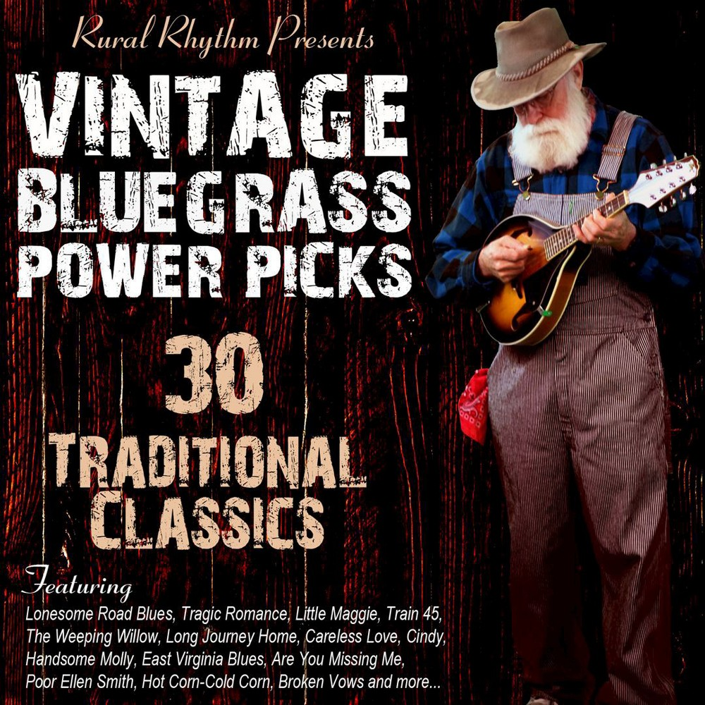 Various - Vintage Bluegrass Power Picks:30 Trad (CD)