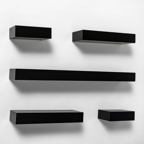 5pc Modern Wall Shelf Set - Project 62™ - image 1 of 4