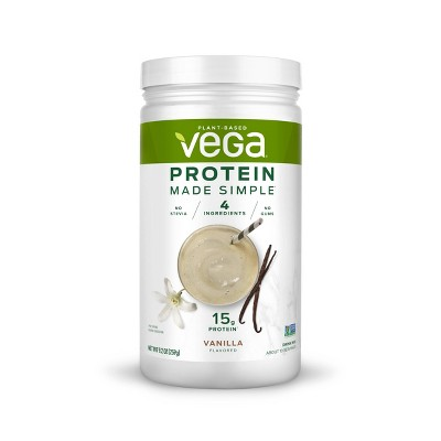 Vega Protein Made Simple Protein Powder - Vanilla - 9.2oz